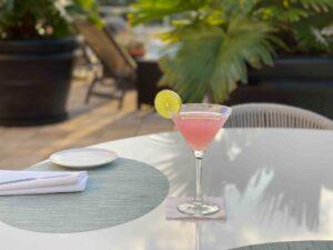 Ambassador Grill, Palm Beach - Cocktail